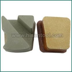 Pedra de polir abrasiva de Frankfurt para mármore, granito