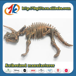 Los niños de productos promocionales de fósiles de dinosaurios de plástico Juguetes