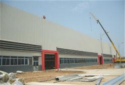 Портал сборные рамы легких стальных структуры изготовить строительство мастерской (KXD-889)