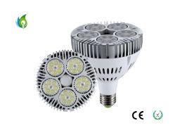 50W PAR38 светодиодный светильник с E27 базы >85LM/W белый корпус алюминиевый радиатор Osram Chip