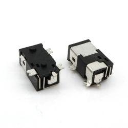 Macht de van uitstekende kwaliteit Jack 1A 12V DC041 van de Contactdoos SMD/SMT gelijkstroom van gelijkstroom met Speld 4