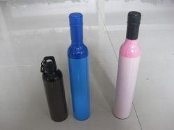Paraguas plegable de 3 botella de vino (3FU005)