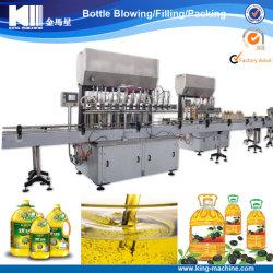 Het Vullen van de Tafelolie Machine/de Apparatuur van de Vuller van de Tafelolie