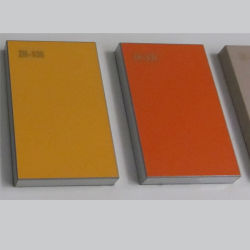 Panneau MDF UV haute brillance des couleurs vives (soild couleur)