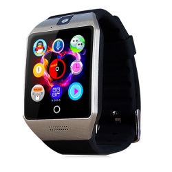 Mode 3G Bluetooth Android Q18 Smart montre téléphone portable