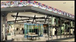 Senhoras Shop Loja de decoração Design de quiosque de vestuário recordações