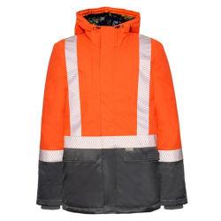 Светоотражающие безопасности Workwear Харви куртка с высокой вязкости