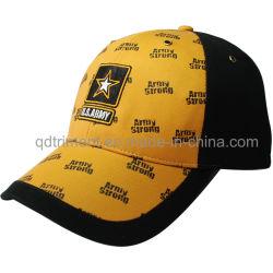 스크린 프린트 코튼 그릴 엠브로디리 스포츠 야구 모자(TMB1940)