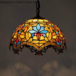 Tiffanyの屋内シャンデリアの装飾のための吊り下げ式の天井灯