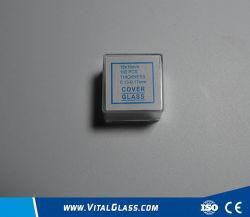 Низкое E стекла/очистить стекло/плавающего режима лабораторного микроскопа стекло крышки