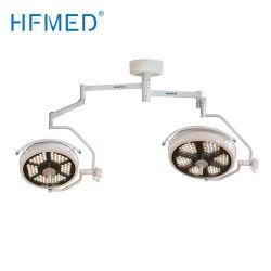 Le matériel chirurgical double plafond Shadowless Dome LED lumière LED Lampe Médicale (700500)