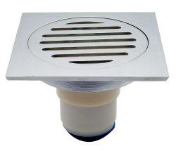 Yako Messingbalkon-Toiletten-Badezimmer-Keller-FußbodenDrainer (YFT-027BR)