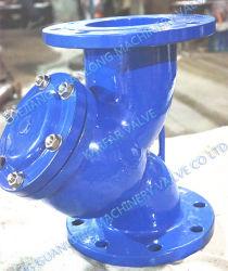 La norme ANSI 150lb 300 lb de la crépine du filtre à motif Y (YS4P)