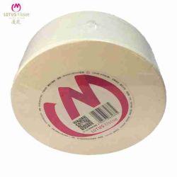 Rullo enorme bianco della pasta di cellulosa del Virgin della carta igienica alla rinfusa del commercio all'ingrosso della carta igienica del rullo enorme di alta qualità mini