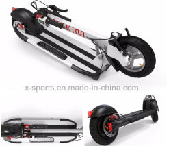 Mini plegable bicicleta eléctrica E-Bici Ebike Neumático de 10 pulg.