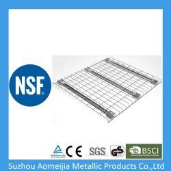 Verzinktes Stahlgeflecht-Drahtgitter für Palettenregalen