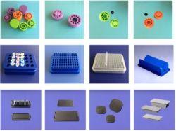 Сбор крови трубы и трубки Cryo контейнера контейнер и криогенных склянку емкость модуля