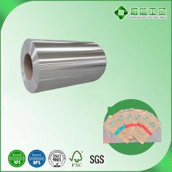 Papier d'aluminium Restaurant de cuisine à emporter le matériel de conditionnement des aliments Chocolat Matériau de liage