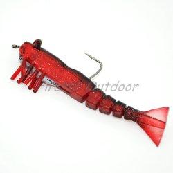صيد سمك إربيانات [سترإكس-04ا] [8.5كم8غ] ليّنة [بفك] [سلتوتر] [بر-ريغّد] مخلوق طعم
