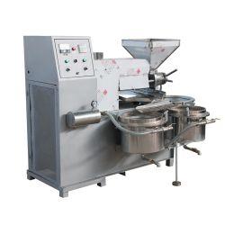 O parafuso integrado prensa de óleo com o filtro de vácuo