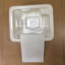 Weißes PMMA Acrylblatt der Perlen-für Badewannen-Dusche-Tellersegment
