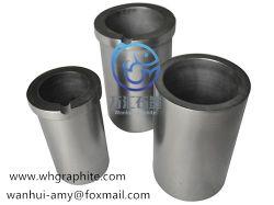 Graphittiegel für schmelzendes silbernes Gold/Aluminium/Stahl/Roheisen