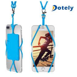 Abzuglinie-Form-Riemen-Halsketten-Handgelenk-Brücke für Handy-Deckel-Halter