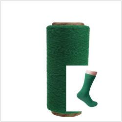 Estremità aperta rigenerata ecologica del filo di cotone del filato del calzino che fila filato riciclato per i calzini