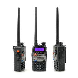 UV Baofeng-5ra à double bande de Radio Amateur Radio portable VHF UHF 5W UV UV Baofeng-5ra5ra ordinateur de poche un talkie-walkie