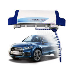 Touchless totalmente automática Máquina de lavado de coches