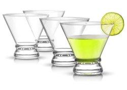 Handmade verre à Martini de nouvelle conception