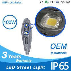 Энергосберегающий источник света для использования вне помещений дороги 150LMW Brigelux ПОЧАТКОВ LED Chip 100Вт Светодиодные лампы на улице