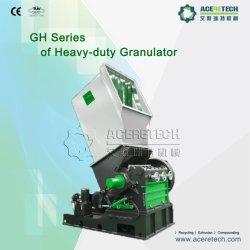 Gh concasseur lourd de série pour la réduction de taille en plastique