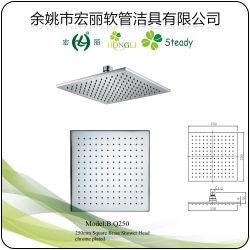 Sanitary commodity chrome Plated Good quality Brass Rain Shower