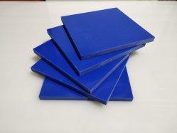 Milieuvriendelijk Plastic Blauw PE van het Polyethyleen Blad