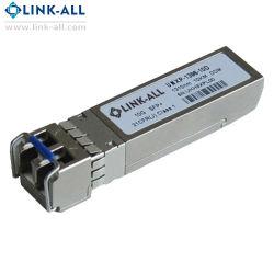 LC порт 10Гбит/с 10/40/80км SFP Wdm оптического приемопередатчика
