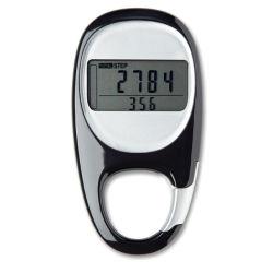 El sensor de 3D Podómetro con logotipo personalizado