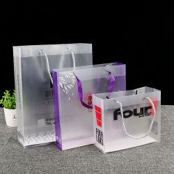 Печать кулиской сумки пластиковые мешки для магазинов