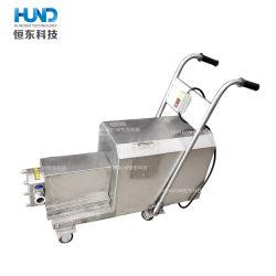 Pompa del rotore della camma dell'acciaio inossidabile per alimento, trasferimento liquido di Inox