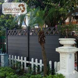 Lattice panneaux de clôture de la conception de nouvelles idées pour la clôture de la vie privée Backyard