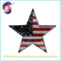 Сино слава Custom дома стены Craft зажженные нас флаг стены искусства