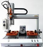 [هي فّيسنسي] وإعتمادية مكتب آليّة [سكرو فستنينغ] الإنسان الآليّ /Automatic مفكّ [إقويبمنت/] آليّة برغي يقفل الإنسان الآليّ