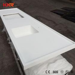 Commerce de gros matériel acrylique Surface solide de comptoir