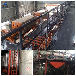Palma de Aceite de Soja aceite ácido haciendo de la máquina de la Planta de Biodiesel Biodiesel