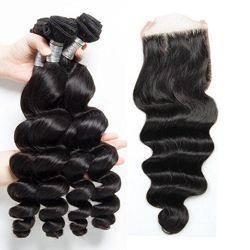 حزمة Kbeth 12A FeboWave من أجل النساء السود سعر جيد حزم الشعر البشرية من المصنع الصيني