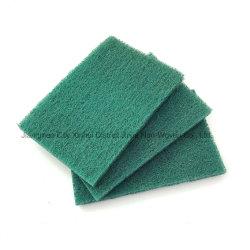 (YF-SC035) Cuisine tampons à récurer de nylon de nettoyage