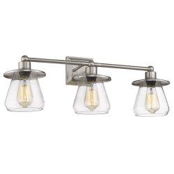 Bain industrielle-37704 Jlw éclaireurs de courtoisie mur Bougeoir 3-Dispositif d'éclairage de lumière