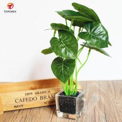 Künstliche Pflanzenminidekorative Großhandelshauptbonsaisschöne Faux-Pflanzen
