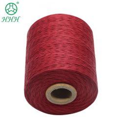 250D/16 Red Thread Hilo Encerado ciré 0.52mm Cuir de couture