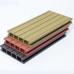 O composto de plástico de madeira Palete do Ambiente WPC piso em deck